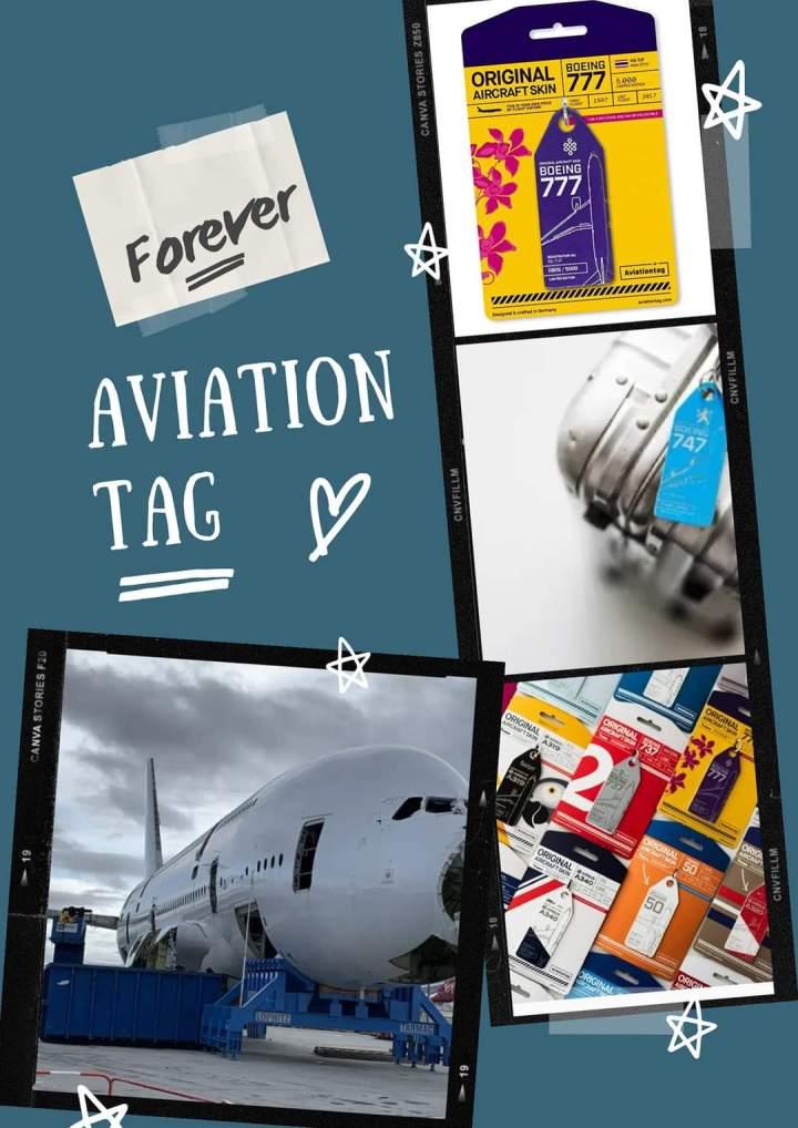 """""""Aviationtag ชิ้นส่วนเล็กๆที่ยังมีลมหายใจ"""""""